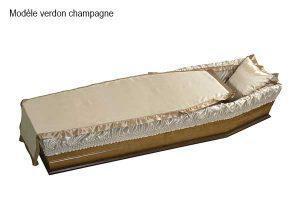 Satin Champagne